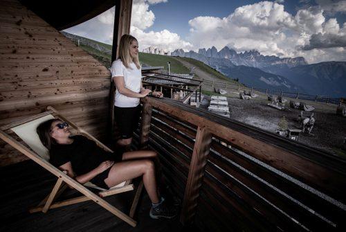Urlaub in Südtirol – Ferienhütte Rossalm