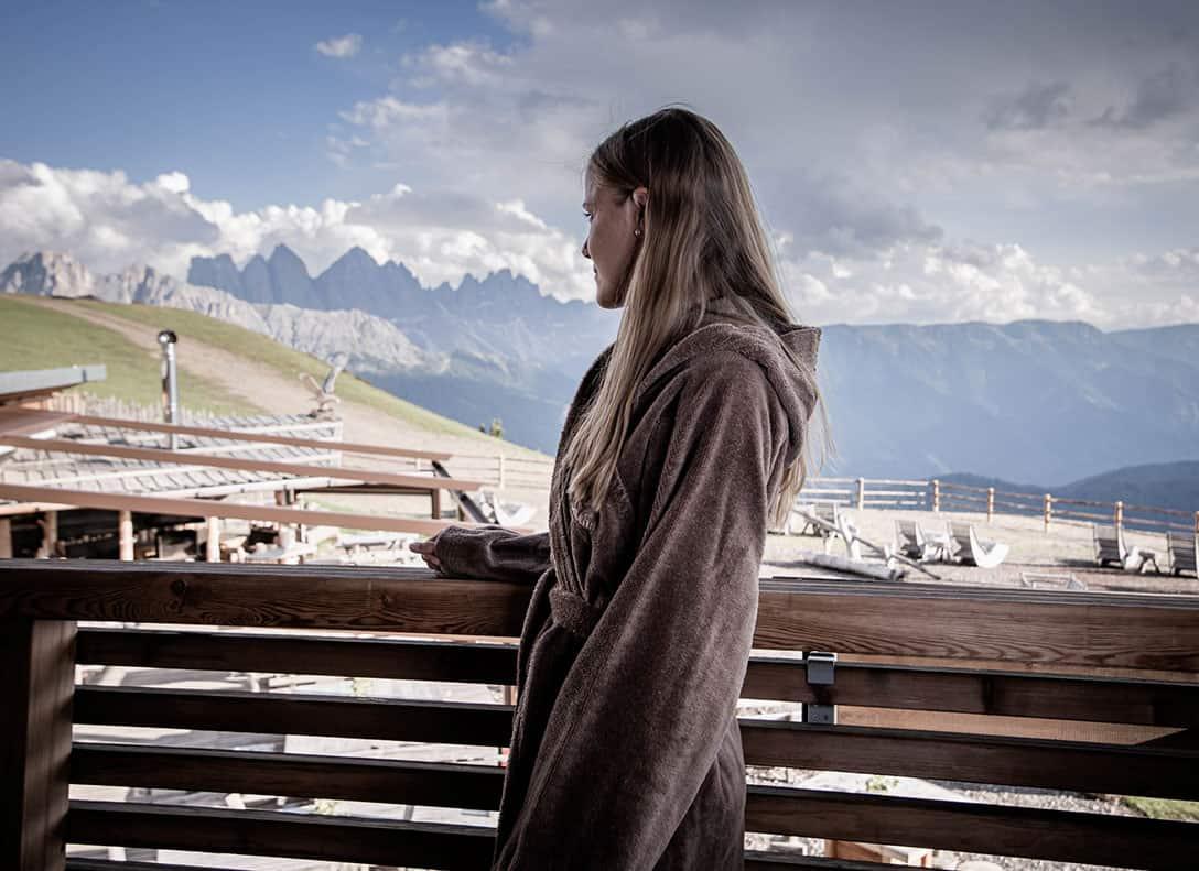 Rossalm - Urlaub in den Dolomiten
