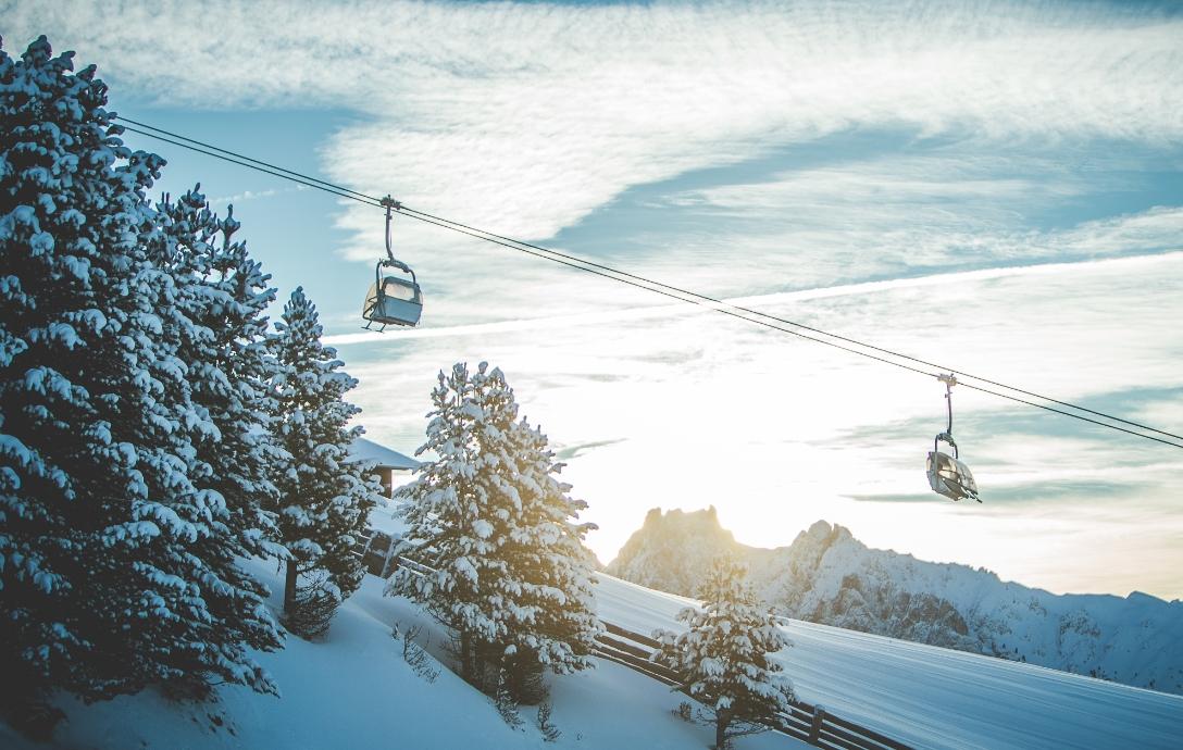 Winter auf der Plose | Südtirol | Dolomiten